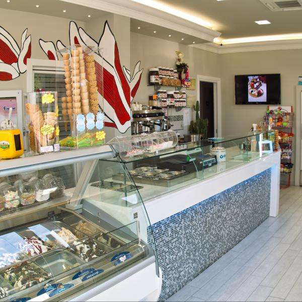 La Piazzetta gelateria - Via B.Marcello, 2 - San Miniato (PI)