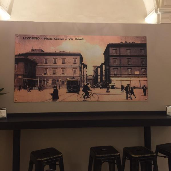 Il Folletto - Piazza Cavour, 37 - Livorno (LI)