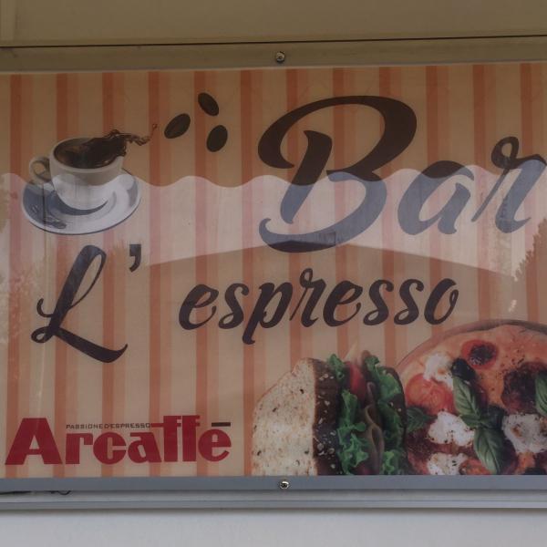 Bar L Espresso - Via Sanminiatese, 51 - San Pierino (FI)