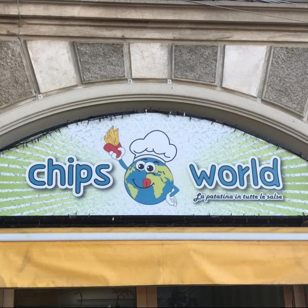 Chips World - Piazza La Vergine, 7 - Fucecchio (FI)