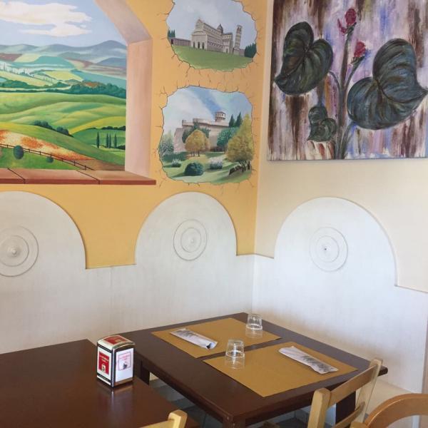 Dumbo Ristorante - Pizzeria - Via Cavour, 30 - San Romano (PI)