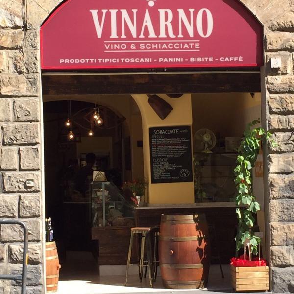 Vinarno - Piazza Nazario Sauro, 5/R - Firenze