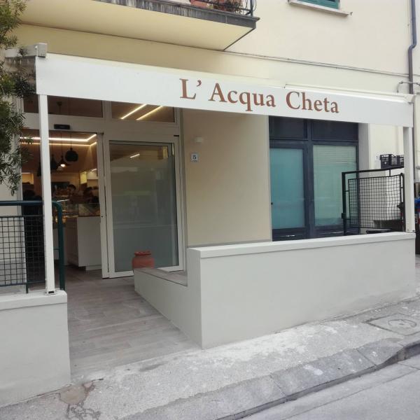 Panificio Acqua Cheta - Via G.Andreini, 7 - Fucecchio (FI)