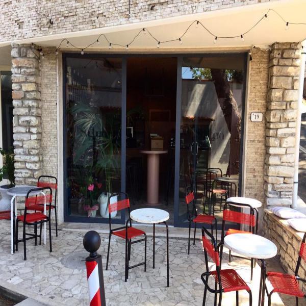Sughero -  Via G. Biagi 19 - Castiglioncello (LI)